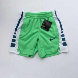 NWT Nike Dry Fit  shorts boys 3T